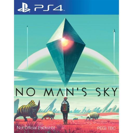 Sélection de jeux vidéo en promotion - Ex : No Man's Sky sur PS4