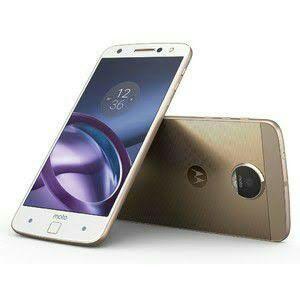 "Smartphone 5.5"" Lenovo Moto Z - Snapdragon 820, 4 Go de Ram, 32 Go, amoled QHD,"