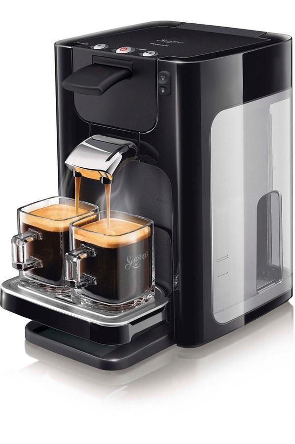 Machine à dosettes Philips Senseo Quadrante 7864/61 (via 10% sur la carte fidélité)