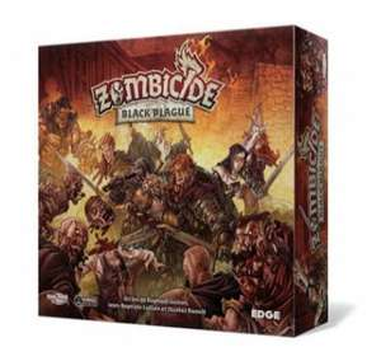 20% sur une sélection de jeux de plateau exemple : Zombicide Black Plague (Boite de base)