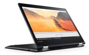 "PC Portable 14"" Lenovo YOGA 510-14ISK Noir - HD, i3, RAM 4Go, 1To, Windows 10 (via ODR 50€)"