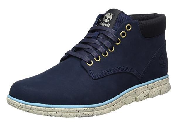 Chaussures Timberland Bradstreet Chukka - Bleu foncé