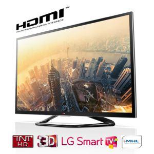 """Téléviseur  47"""" LG TV LED 3D LA640S - Smart TV (Avec ODR 10%)"""
