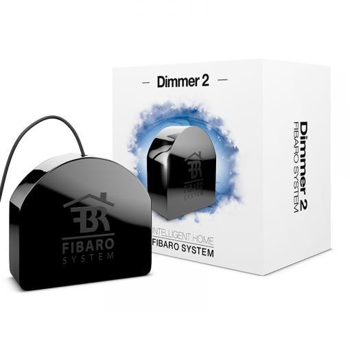 Variateur de Lumière Fibaro FGD-212 Dimmer 2 Z-Wave+