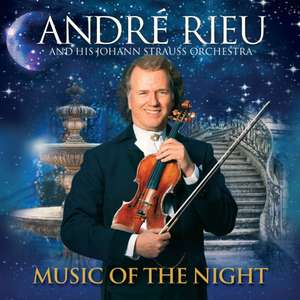 Andre Rieu - Music Of The Night Deluxe Edition (CD + DVD)