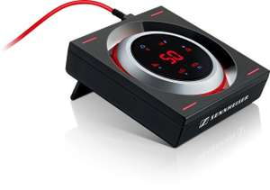 Amplificateur Audio Gaming Sennheiser GSX-1000 - Noir / rouge