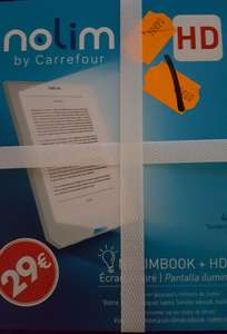 "Liseuse 6"" Carrefour Nolimbook+ HD"