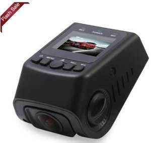 Dashcam Grand Angle A118C B40C Noir - Full HD