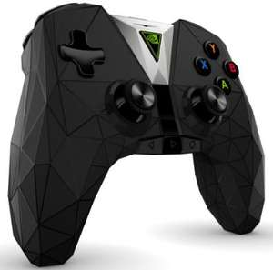 Manette de Jeu compatible Nvidia Shield, Tablet K1 et PC - Noir