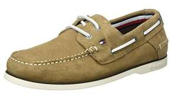 Chaussures  Tommy Hilfiger K2285not-1b - beige (du 41 au 46)