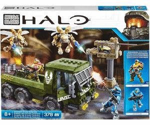 Jouet set de construction Mega Bloks Halo (CND03)