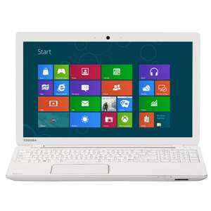 "PC Portable 15.6"" Toshiba Satellite L50-A-1DG - Core i7 Haswell, Geforce 740m (avec ODR 100€)"