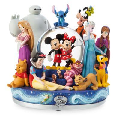 Boule à neige Disney Store 30ème Anniversaire
