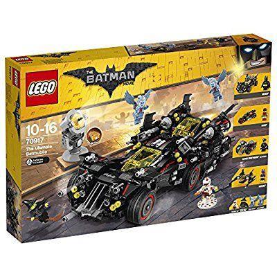 Lego Batman Movie 70917 - La Batmobile