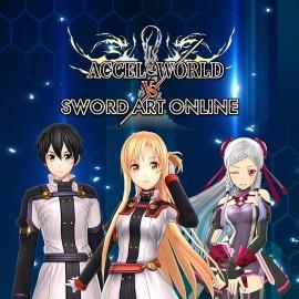 DLC Accel World vs. Sword Art Online: Ordinal Scale gratuit sur PS4/PS Vita