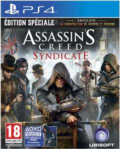 Jeu Assassin's creed : Syndicate sur PS4