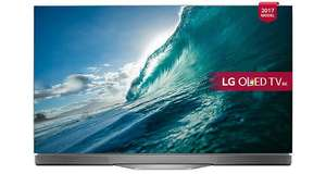 "TV OLED 55"" LG OLED55E7N - 4K Ultra HD, HDR, Smart TV (avec ODR 500€)"