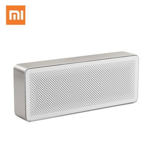 Enceinte bluetooth Xiaomi Mi Square Box 2 - Blanc