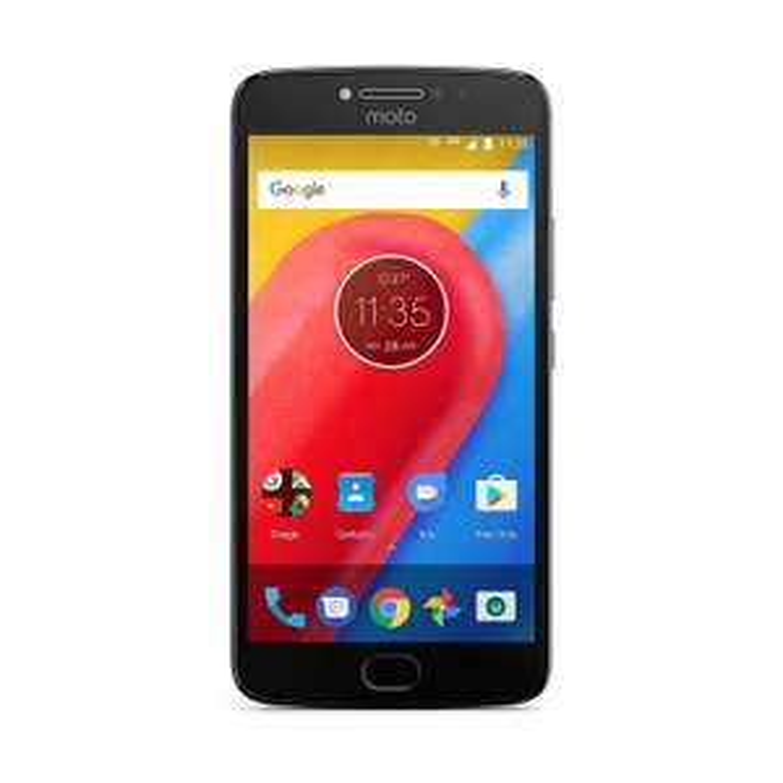 "Smartphone 5.5"" Motorola Moto E4 Plus - HD, MT6737, 2 Go RAM, 16 Go ROM, 5000 mAh"