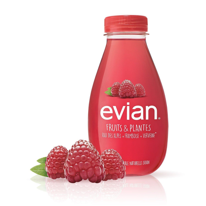 [Prime Now] Une bouteille Evian fruits et plantes 37cl offerte pour toute commande de plus de 20€