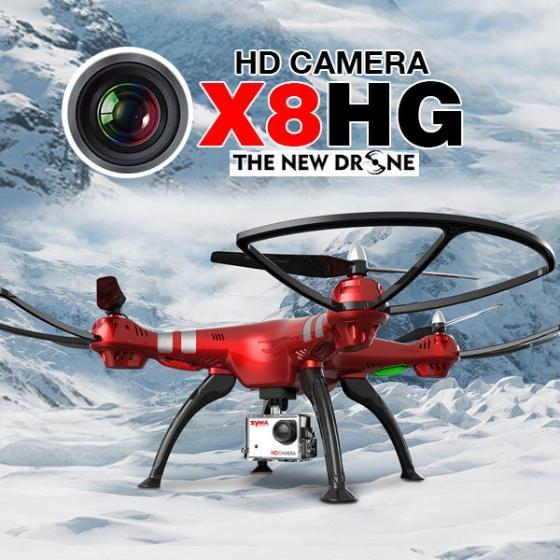 Drone quadricoptère Syma X8HG