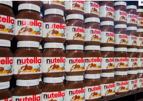 2 Pots de Nutella - 2x1Kg