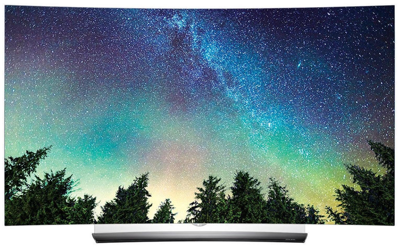"""TV 55""""  LG OLED55C6V  - 4K UHD, incurvée, 3D"""