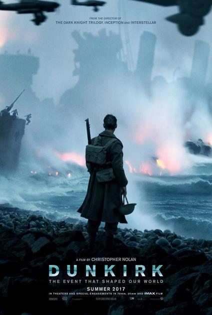 2 places de cinéma offertes pour le film Dunkerque pour les 100 premières personnes