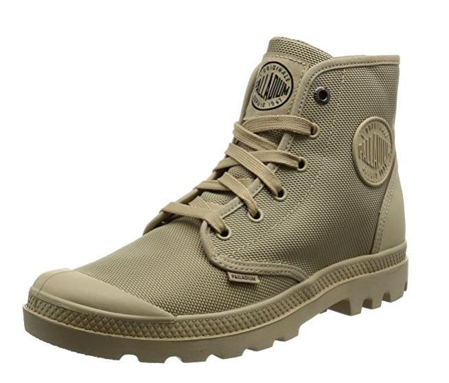 Chaussures Palladium Pampa Hi - Taille 43, Beige