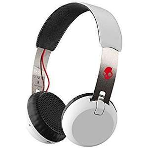 Casque sans fil bluetooth Skullcandy Grind Wireless - Blanc