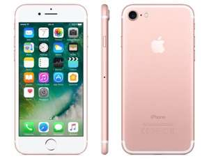"Smartphone 4.7"" Apple iPhone 7 - 128 Go, Or rose/argent/or"