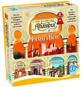 Jeu de société Alhambra Family Box