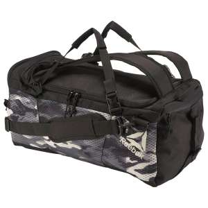Sélection d'articles Reebok en promotion - Ex : Sac convertible Reebok Seasonal duffle - 45L