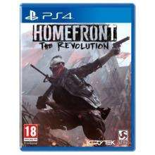 Jeu Homefront : The Revolution sur PS4