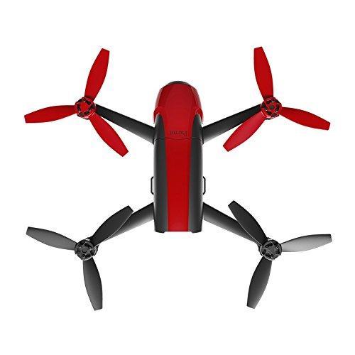 Drone quadricoptère Parrot Bebop 2 - Rouge