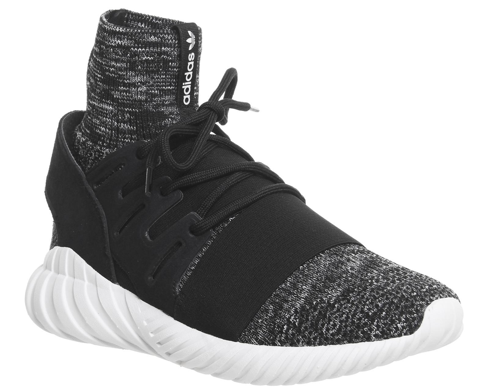 Chaussures Adidas Tubular Doom - Noir