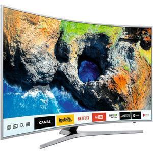 "TV LED 49"" Samsung UE49MU6505 - Incurvée, UHD, Smart TV (avec ODR 100€)"