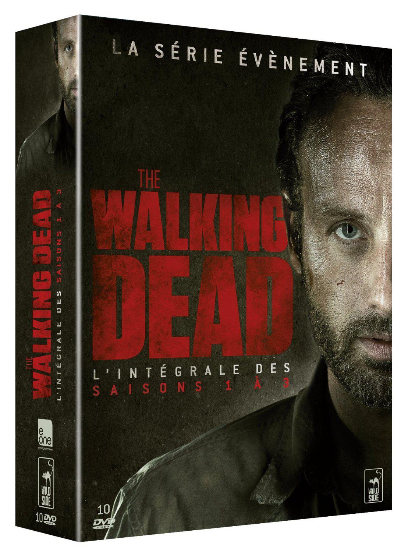 The Walking Dead - Intégrale en DVD (10 DVD)