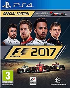 Sélection de Jeux en Promotion - Ex: [Précommande] F1 2017 Special sur PS4 ou Xbox One