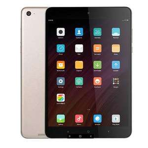 "Tablette 7.9"" Xiaomi Mi Pad 3 Or (Anglais / Chinois) - QXGA, Hexa-core MT8176, RAM 4 Go, 64 Go, 6600 mAh, 13 MP"