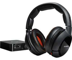 Casque audio 7.1 sans-fil SteelSeries Siberia 800