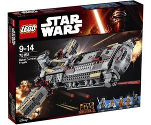 Jouet Lego Star Wars - Rebel Combat Frigate (75158)