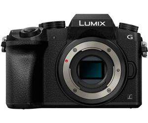Appareil photo compact à objectif interchangeable Panasonic Lumix DMC-G7 (16 Mpix)