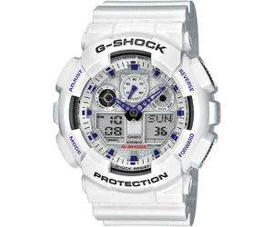 Montre cardio Casio G-Shock (GA-100)