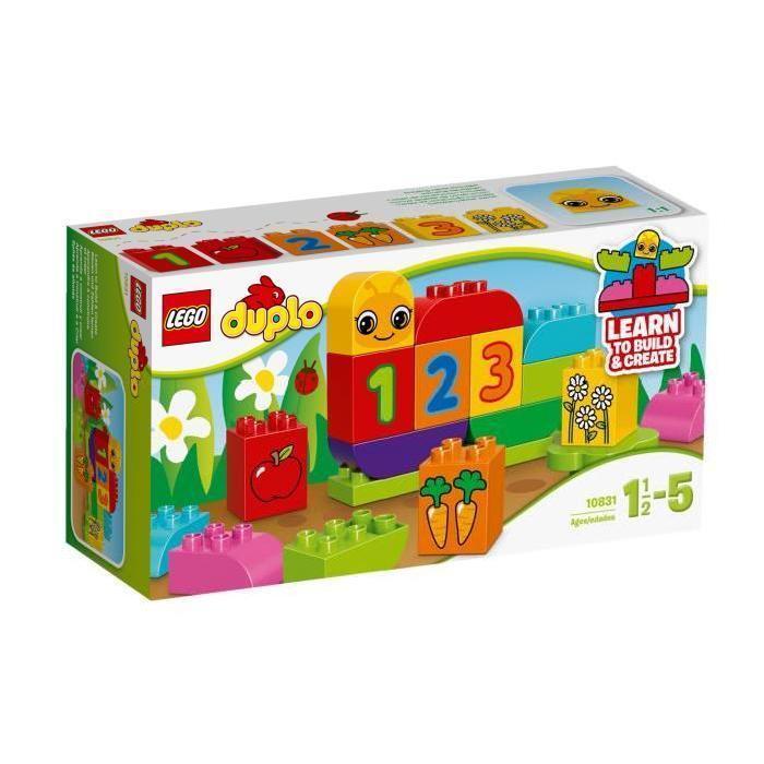 Jeu de Construction Lego Duplo Ma première Chenille n°10831