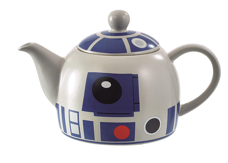 Théière céramique Star Wars R2D2