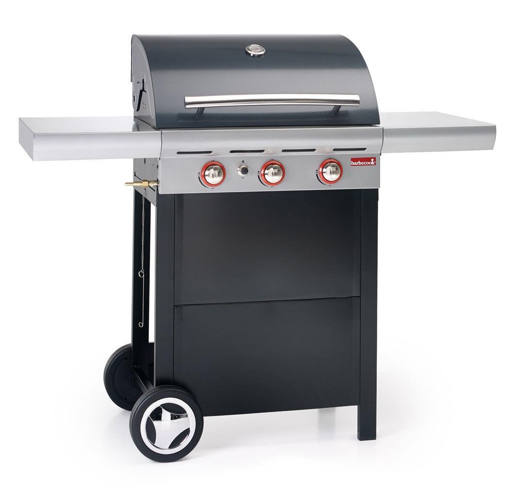 30% de réduction sur une sélection de barbecues Barbecook - Ex : Barbecue gaz Barbecook Spring 300 3 brûleurs à 181.99€