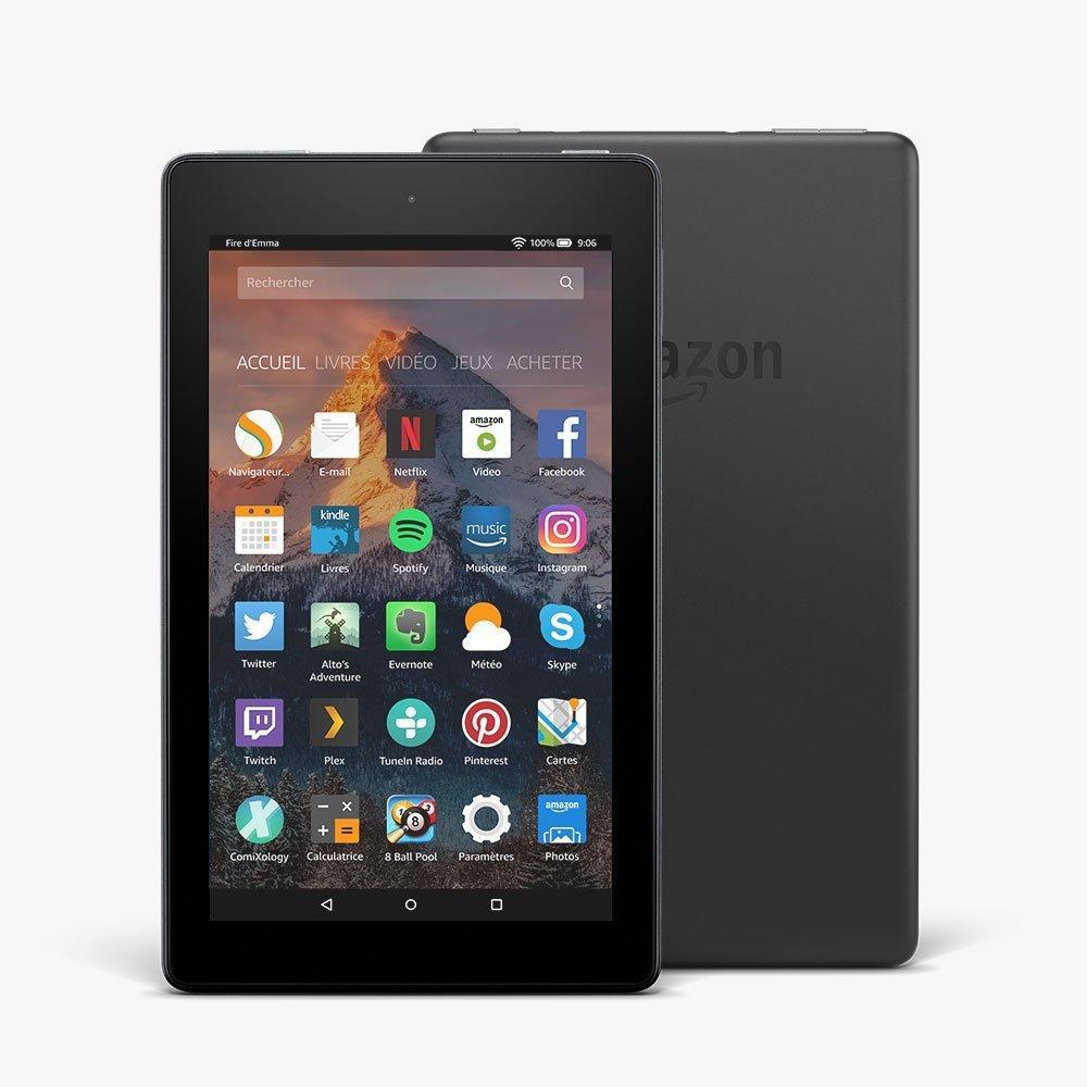 [Prime] Tablette Kindle Fire 7 - 8 Go avec offres spéciales