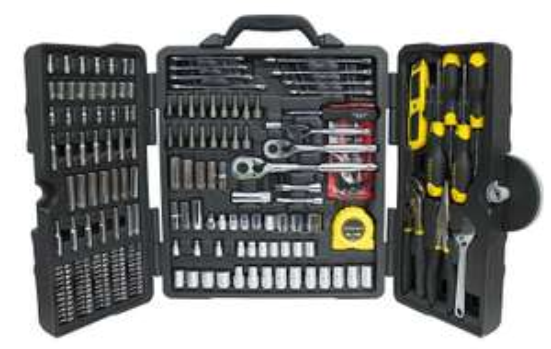 [Prime] Coffret d'outils pour mécanique Stanley STHT5-73795 - 210 pièces