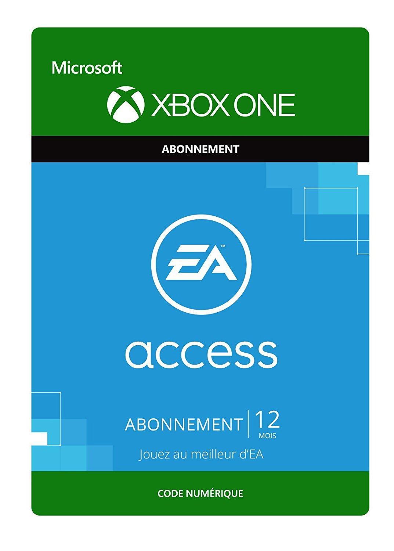 [Prime] 12 mois d'abonnement à EA Access sur Xbox One